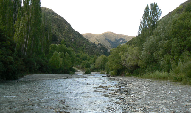 Arrowtown, the Ford of Bruinen